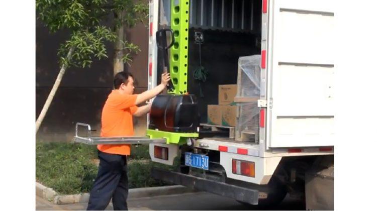 Auto carregador de 500kg